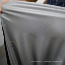 Uper tissu spandex réfléchissant mince pour vêtements de plein air