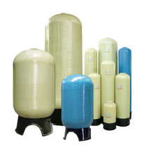 FRP Water Storage Tank for Water Treatment Plant
