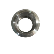 Pieza de prensaestopas de cilindro de mecanizado CNC de acero