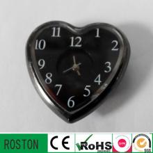 Reloj con forma de corazón con RoHS CE