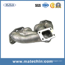 Fournisseur en Chine Turbo Exhaust Manifold Iron Casting