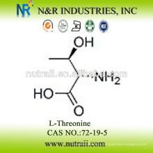 L-Threonine 98.5% GRADO DE ALIMENTACIÓN