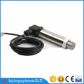 Intelligent diffusion silicon flush pressure transmitter