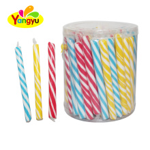 Colorful Cane Stick Lollipop Sweet Candy