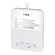 Paper Toilet Seat Cover Dispenser Box (VX780)