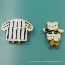 Niedliches geformtes Metall Hut Clip / Hut Clip für die Dekoration