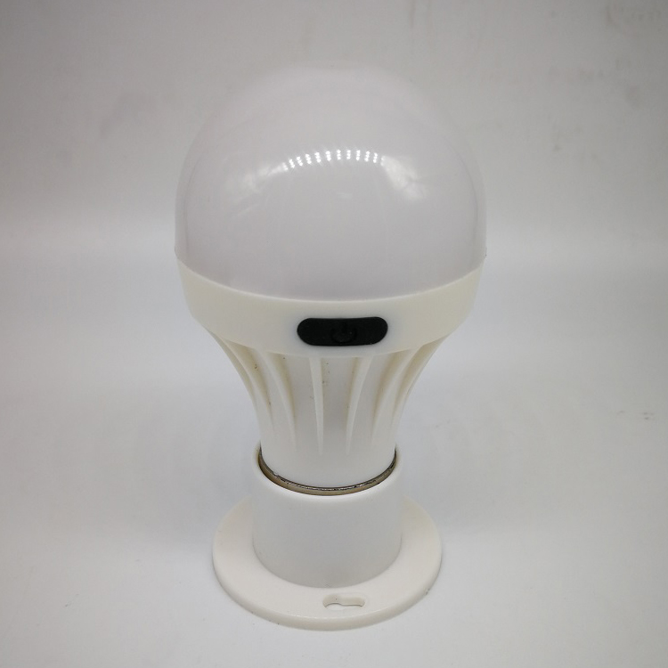 LED Bulb Light With Stand