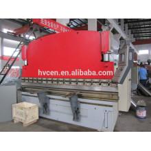 Верхний листовой пресс с гидравлическим листовым металлом и V die