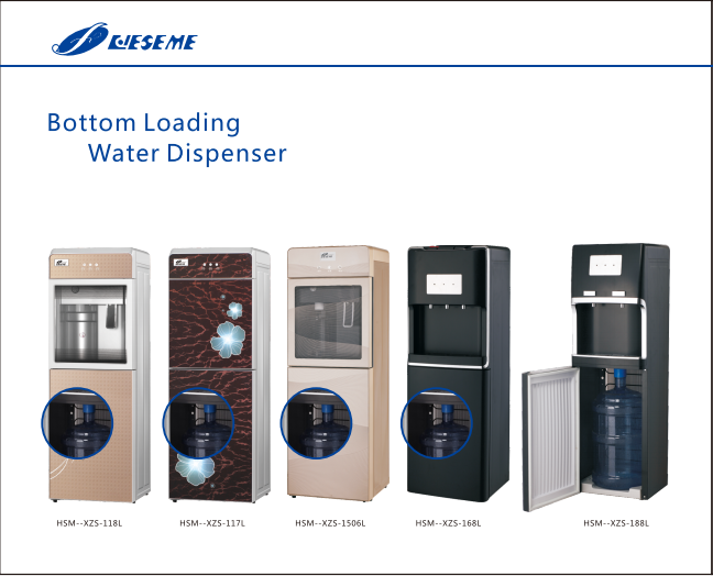 Loading Shape Water Dispenser