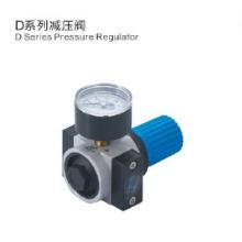 ESP-Druckluft-Luftbehandlungsgeräte DR-Serie Luftdruckregler