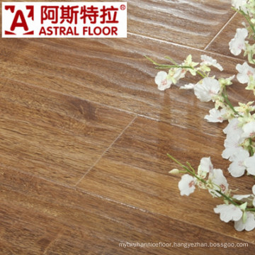 2014 Changzhou Manufacturers Wave Embossed Laminate Flooring (AB9998)