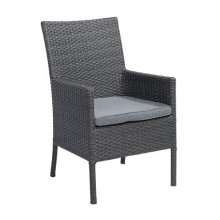 Patio Outdoor Garden Wicker Dining Rattan Arm Chair