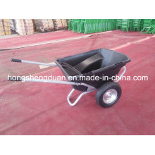 New Model Plastic Tray Wheel Barrow