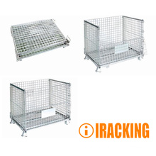 Wire Mesh Container (2x)