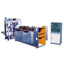 Platen Double-Edge-Siegelbeutel Making Machine für Supermarkt Shopping