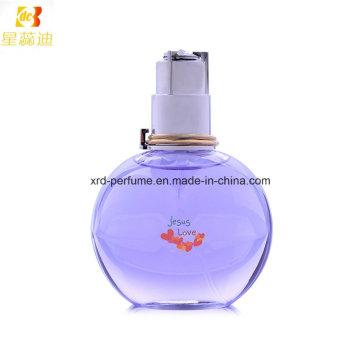 Vente chaude usine prix mode conception dame parfum