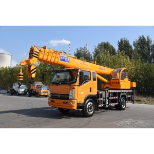 Low Cost for Small Truck Lift Mobile Crane 12 ton mobile crane supply to Malaysia Suppliers