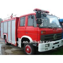 4*2 6t DFA Water Tank Fire Truck