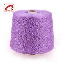 stock mercerized  wool cashmere blended yarn wholesale