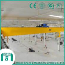 Grue électrique de pont de double poutre anti-déflagrante de grue 20/5 tonnes