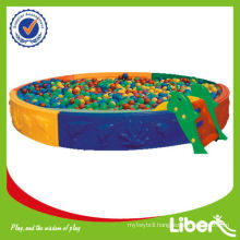 Plastic Colorful ball pit LE-QC001