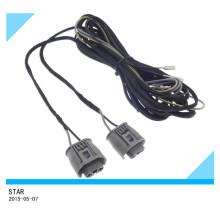 Le faisceau de câbles des phares antibrouillard des véhicules à moteur se met à la bougie de BMW