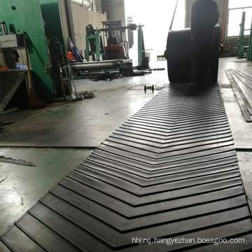 High Availability And Flexibility Non-Slip Wear-Resistant Pattern Conveyor Belt
