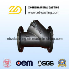 OEM Ductile Iron Sand Casting for Cast Valve Housing