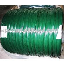 fil de fer galvanisé enduit de PVC
