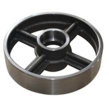 Fundición de precisión de acero aleado para piezas de carretillas elevadoras