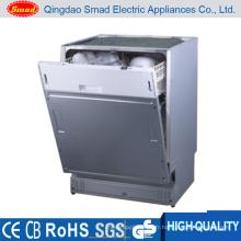 Lave-vaisselle encastrable automatique en acier inoxydable Stainelss