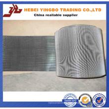 80 Mesh Diamter 0.12mm Malla de alambre de acero inoxidable