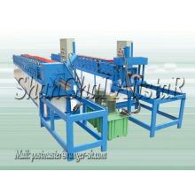 Metal door frame/ guide roll forming machine