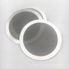 Wiederverwendbare Fein 60 Mikron Edelstahl Kaffeefilter Mesh Disc