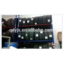 cremalheira do armazenamento de pneus escorando requisitos utilizados para garagem