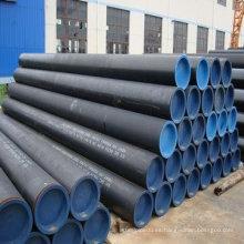 Tubo de acero galvanizado redondo de 2.5x2.5 de buena calidad