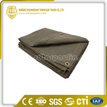 Extra Heavy Duty Canvas Tarps for Boat Cover
