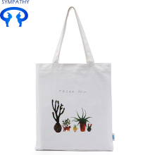 Tas belanja tas perlindungan lingkungan tunggal bahu sederhana