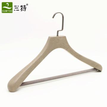 изготовленные на заказ роскошные деревянные вешалки для одежды бренда