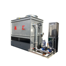 Arbeitsprinzip des industriellen Kühlturms