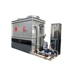 Principio de funcionamiento de la torre de enfriamiento industrial