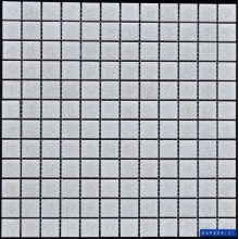 White Swimming Pool Porcelain Mosaic