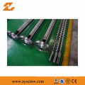 Tornillo y barril de máquina de moldeo de película soplada LLDPE