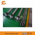 Шнек и цилиндр машины для формования пленки с раздувом LLDPE