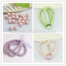 Perlas de cristal de la perla, perla para la joyería