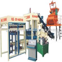 SCHLUSSVERKAUF! Ziegelherstellung Maschine und Flug Asche Block Herstellung Maschine für werkseigenen Produktionslinie