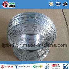 Haste de fio de aço carbono SAE1008 de 5,5 mm