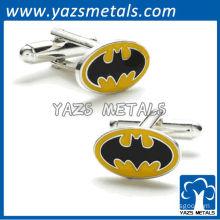 Batman cufflinks, customize cufflinks