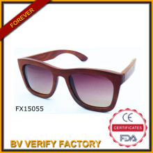 Mode 2015 rot Noble Holzbrille (FX15055)