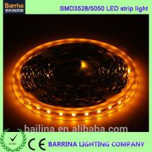 12v 5050 красный светодиод мягкой полосы света